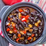 walmart cheap healthy food black bean chili 2