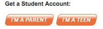 how to get a paypal account teen parent
