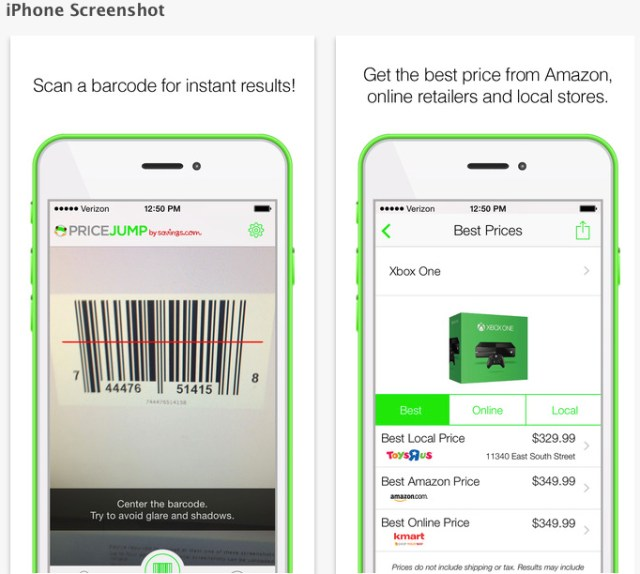 apps that save you money pricejump