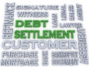 debt settlement credit card debt 5 things
