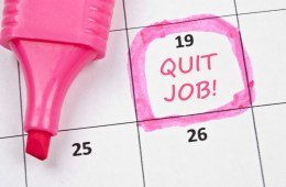 how does a small business owner know when to quit day job