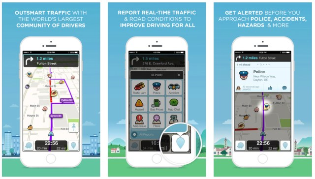 iphone gas apps save money waze
