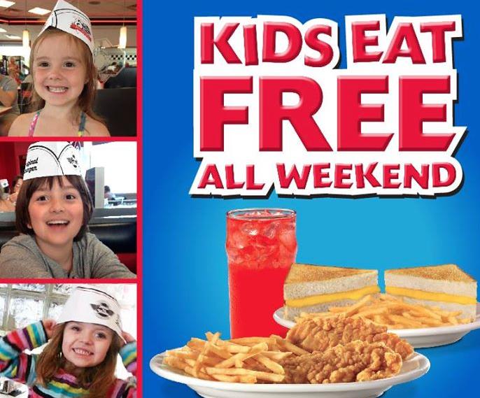 children eat free