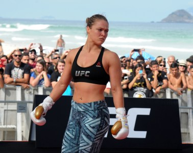 Ronda Rousey Net Worth Facts