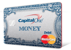 new banking capital one money account
