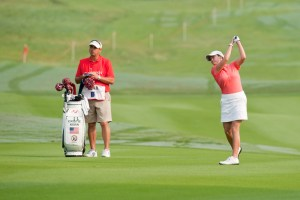 Cristie Kerr CMA Group Tour Money