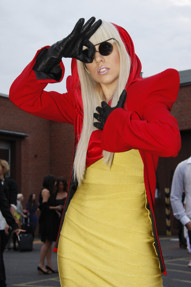 Lady Gaga Net Worth - Money Nation