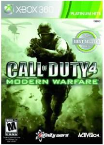 Call of Duty 4 Modern Warfare Money