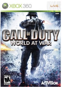 Call of Duty World at War Revenue