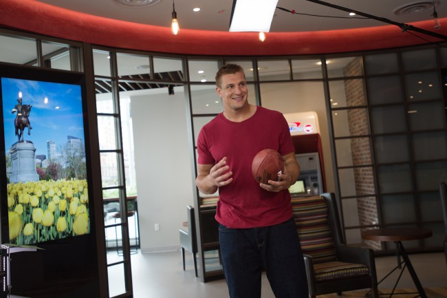 Gronkowski Save Money Advice