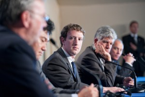 Zuckerberg Donates 45 Billion