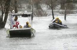 U.S. Floods Cost $34 Billion