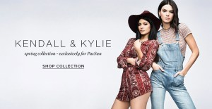 Kendall Jenner Net Worth and Merchandise PacSun
