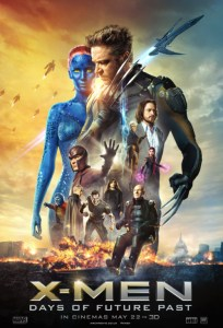 X Men Days of Future Past Movie Money