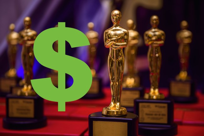 How Much Money Do Actors Get for an Oscar