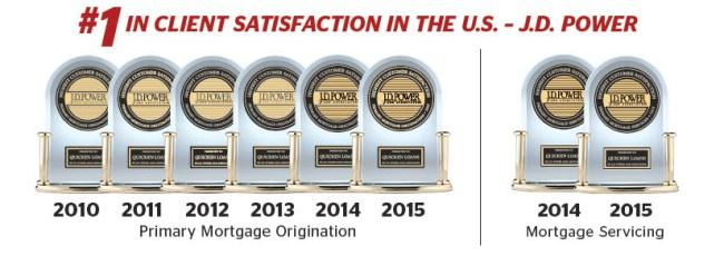 Rocket Mortgage Trust Awards