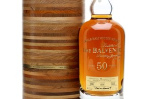 Balvenie most expensive whiskey
