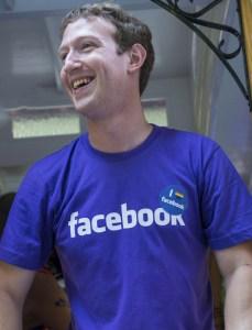Mark Zuckerberg 6th richest person in world