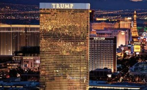 Trump Salary from Trump Hotel Las Vegas