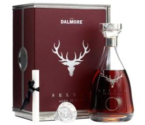 dalmore selene most expensive whiskey
