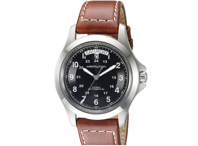 Hamilton best watch for cheap