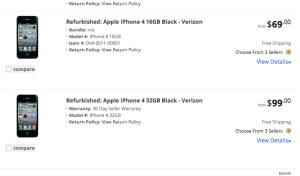 Newegg has Cheap iPhones