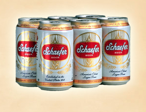 Schaefer cheap beer