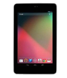 Cheapest Google Tablets nexus 7