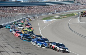 NASCAR money vs other sports