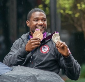 Justin Gatlin Net Worth Olympics