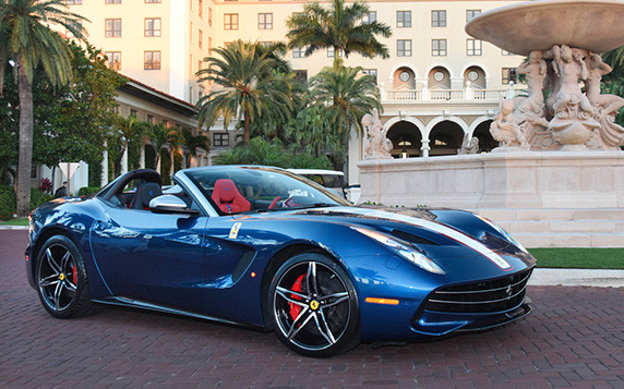 Ferrari F60 most expensive car