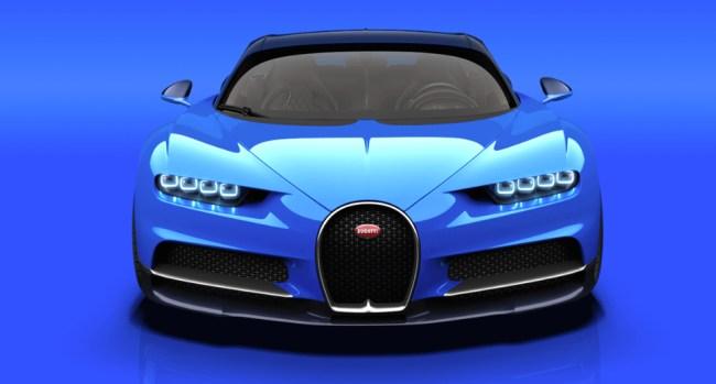 bugatti chiron 9 most expensive car