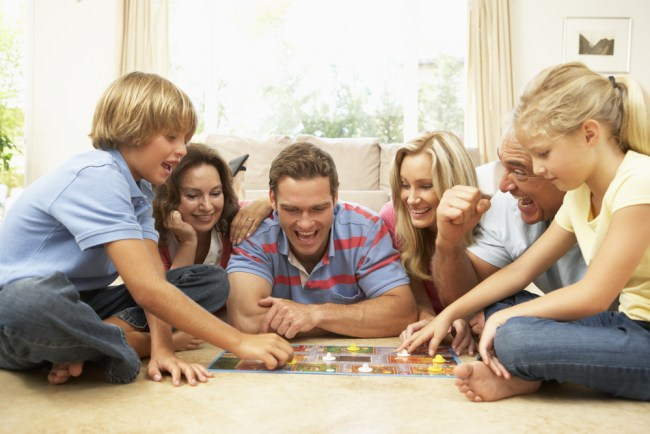 Best cheap family games