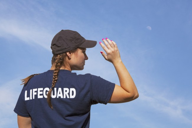 best jobs for teens lifeguard