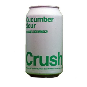 most expensive beer cucumber