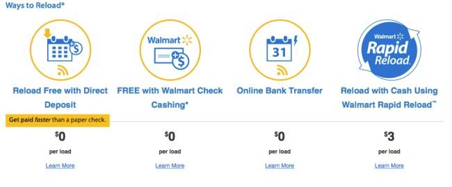 Walmart Money Card Why Bluebird Is Better Money Nation