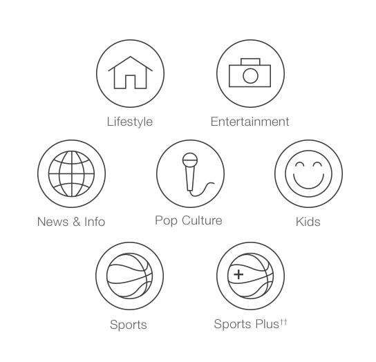 Verizon's Latest Addition to the Lineup: FiOS Custom TV