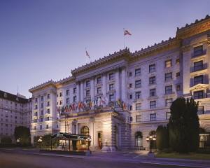 Fairmont San Francisco. Photo Credit: Hotels.com.