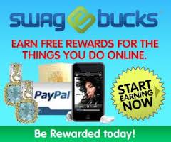 Swagbucks advertisement