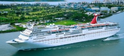 save money by working and living on a cruise ship