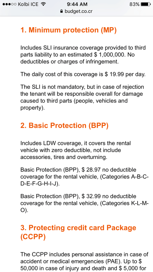 do-i-have-to-buy-sli-insurance-costa-rica-no
