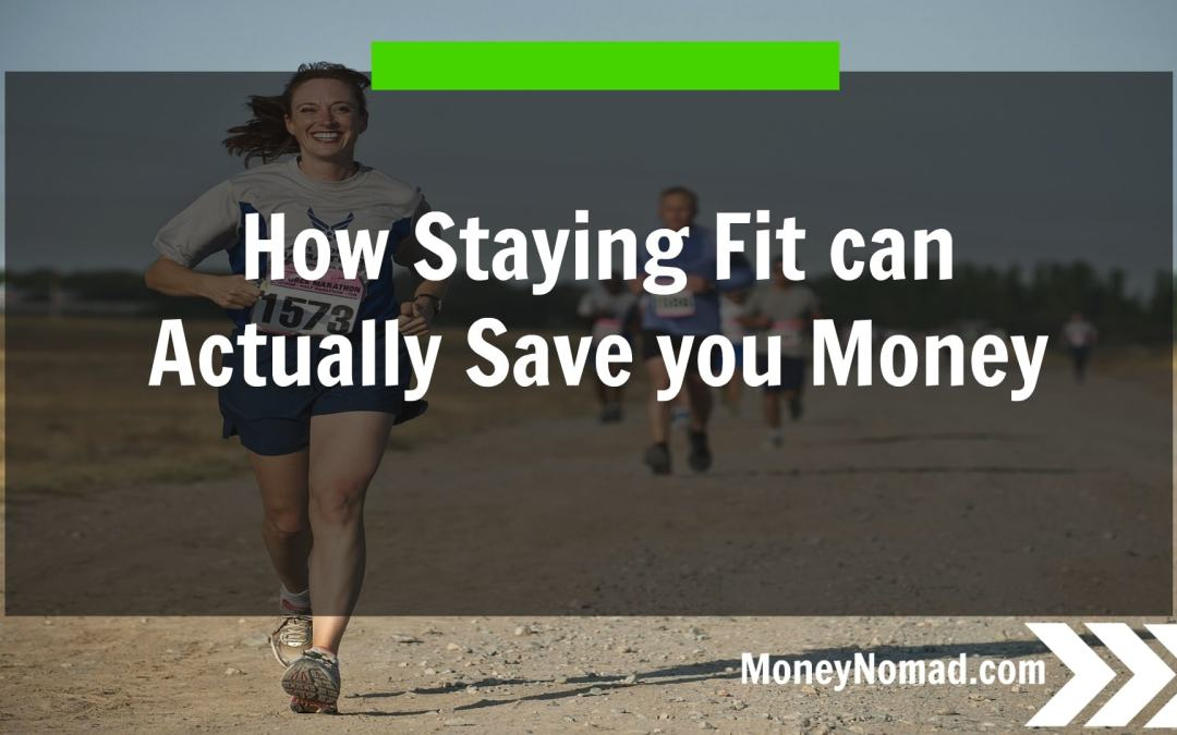 How Staying Fit Can Actually Save You Money