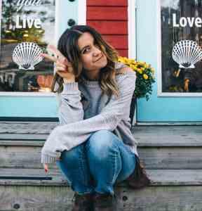 Nadine Sykora of Hey Nadine