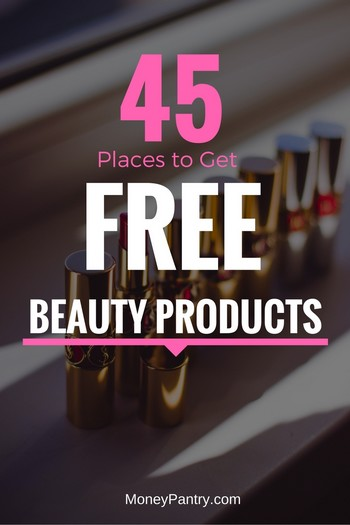 Free Beauty Samples 45 Places To Get