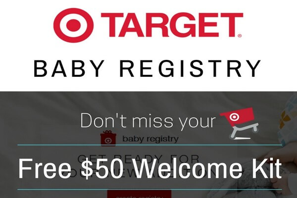 Create a Target Baby Registry to Get a Free Welcome Bag Worth 50  MoneyPantry