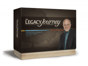 Chris Hogan interview about Dave Ramsey Legacy Journey