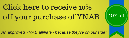 Click here to receive 10 percent off YNAB
