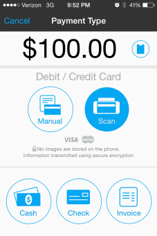 Save on credit card charges with FLINT app