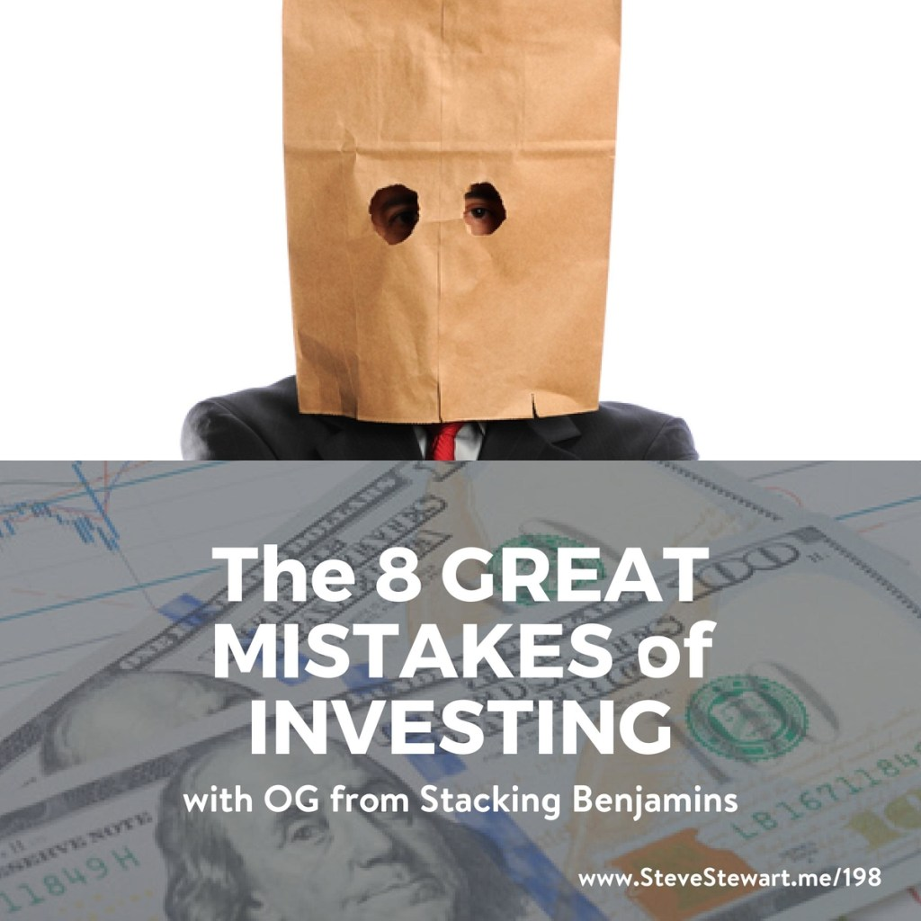 8 Great Mistakes of Investing and Fractional Savings Accounts – MPSOS198