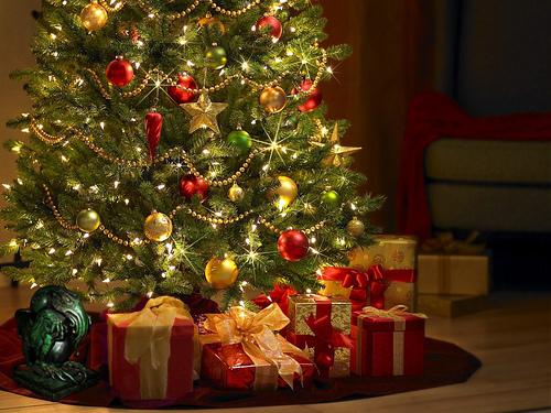 saving for christmas presents